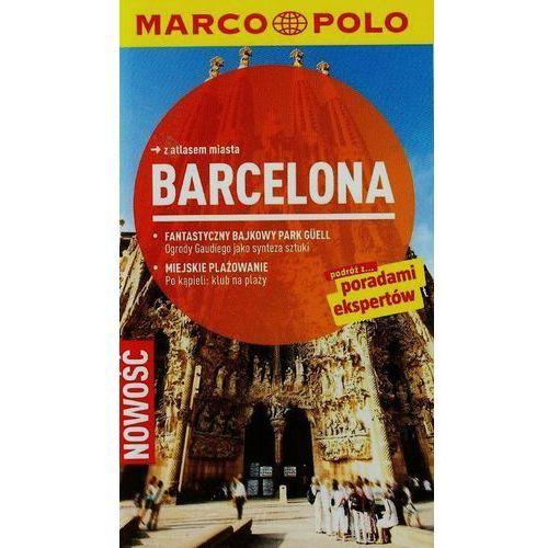 Barcelona Przewodnik z atlasem miasta (9788374757256)