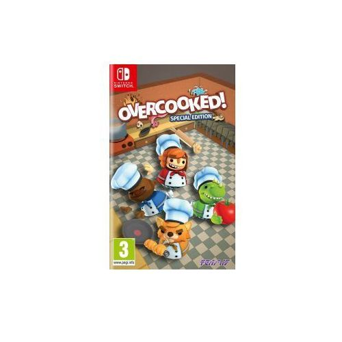 Overcooked: Special Edition N. Switch, F1C3-5621A