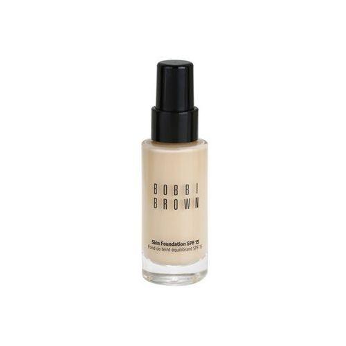 Bobbi Brown Skin Foundation Skin Foundation podkład nawilżający SPF 15 odcień 01 Warm Ivory 30 ml