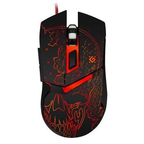Defender Mysz przewodowa alfa gm-703l 3200dpi 6p gaming + gra