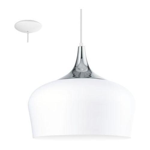 Eglo 95384 - żyrandol obregon 1xe27/60w/230v