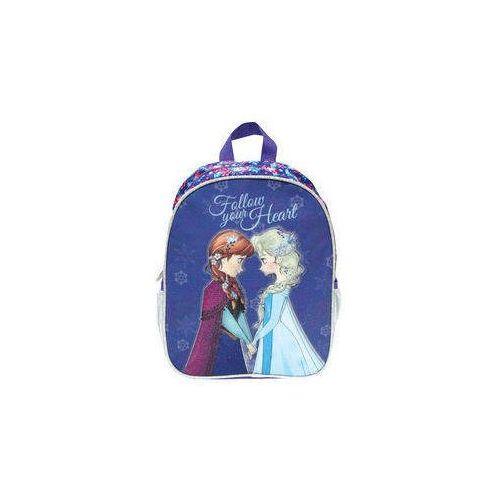 Plecak dziecięcy 3D Kraina Lodu Follow Your Heart (3850385005865)