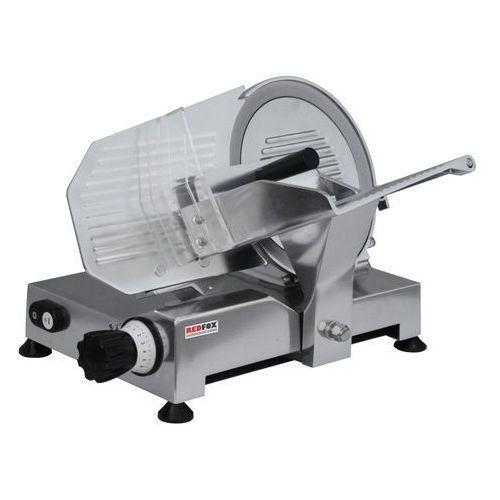 Krajalnica - nóż gładki, 0,16 kW, 440x550x370 mm   REDFOX, GS-275N