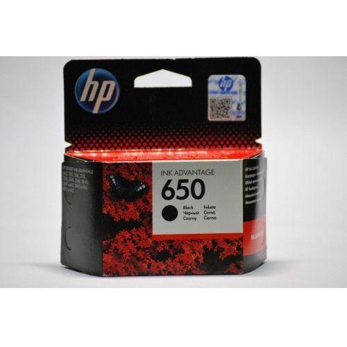 Oryginalny tusz HP 650 CZ101AE czarny 1515 2545 4645