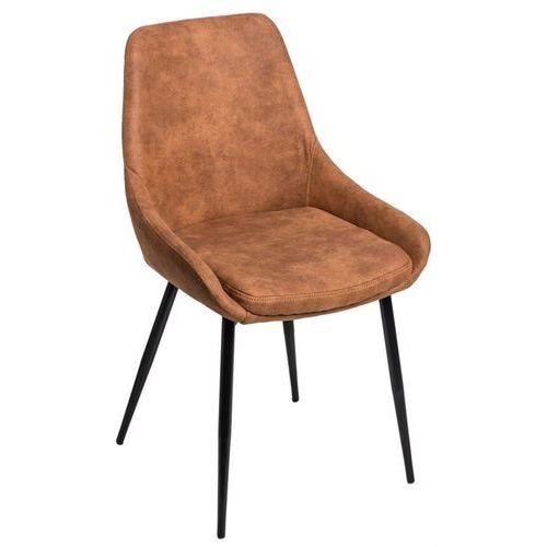 D2.design Krzesło floyd - brązowy jasny