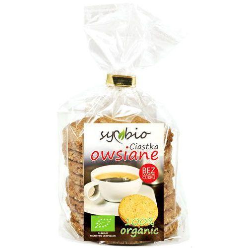 Symbio Ciastka owsiane bez cukru bio 190g -