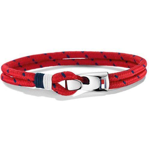Tommy Hilfiger Red podwójna bransoletka TH2700758 (7613272210065)