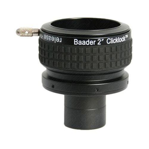 """Adapter okularowy (redukcja) Baader Planetarium Clicklock 1,25/2"""", towar z kategorii: Pozostały sprzęt optyczny"""
