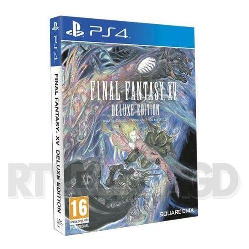 Final Fantasy XV - Edycja Deluxe - produkt w magazynie - szybka wysyłka!