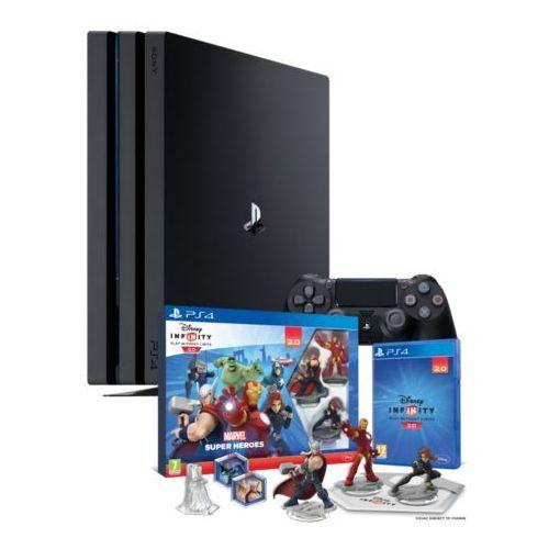 OKAZJA - Konsola Sony PlayStation 4 PRO 1TB