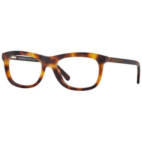 Burberry Okulary korekcyjne  be2163f asian fit 3382