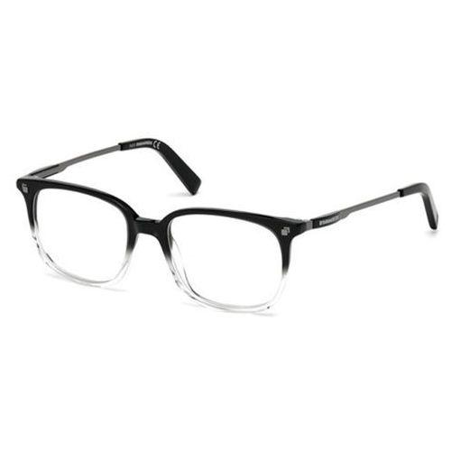 Okulary Korekcyjne Dsquared2 DQ5198 003