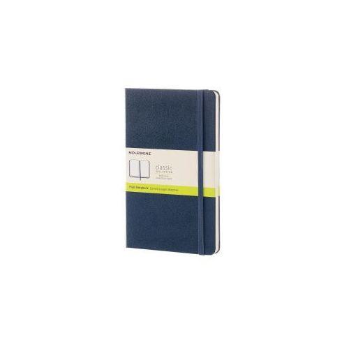 Moleskine Notes classic l gładki szafirowy (8051272893687)