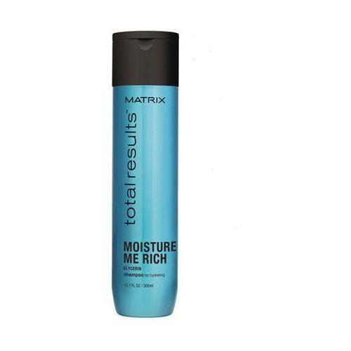 MATRIX Total Results Moisture Me Rich Shampoo szampon nawilzajacy 300ml, 26403