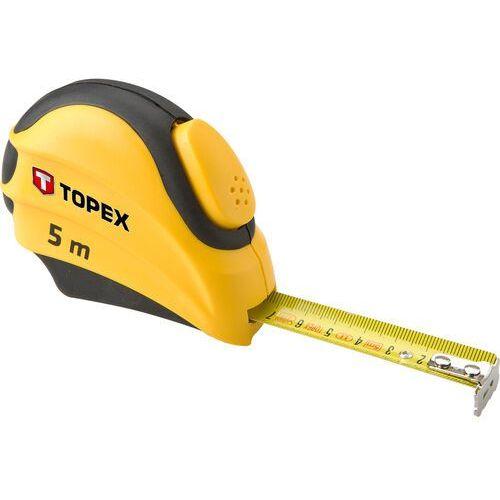 Miara zwijana TOPEX 27C385 stalowa 19 mm (5 m), 27C385