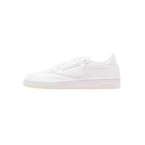 Buty  club c 85 leather bs5163 - białe ||biały marki Reebok