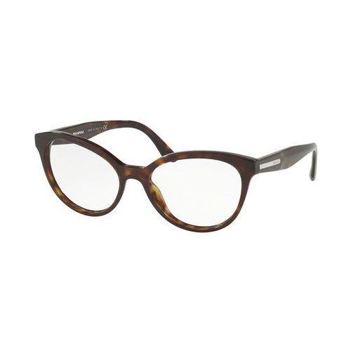 Okulary korekcyjne pr05uv 2au1o1 marki Prada