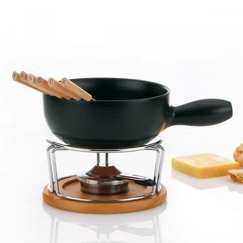 zestaw do fondue serowego, 1,0 l