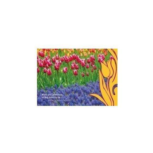Kartka tulipan - rzeczy mniejsze marki Edycja św. pawła