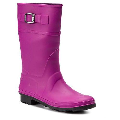 Kalosze KAMIK - Raindrops EK4137 Violet/Pourpre, kolor fioletowy