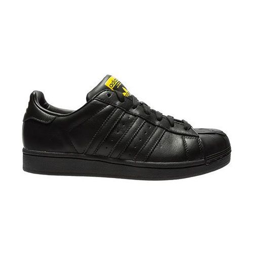 Buty adidas Superstar Supershell Artist Mr. by Pharrell Williams - Czarny (4055344888261)