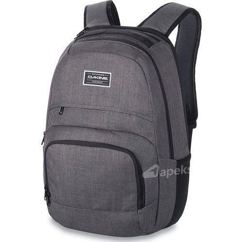 """Dakine Campus DLX 33L plecak miejski na laptopa 15"""" / Carbon - Carbon"""