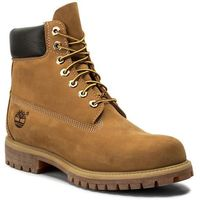 Trapery TIMBERLAND - Af 6In Prem Bt 10061 Yellow, kolor żółty