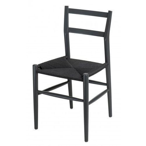 Krzesło Wiggy (czarne) D2, d2-5373