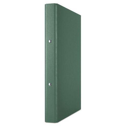Segregator ringowy DONAU, PP, A4/2R/20mm, zielony 3732001PL-06 (5901498014393)