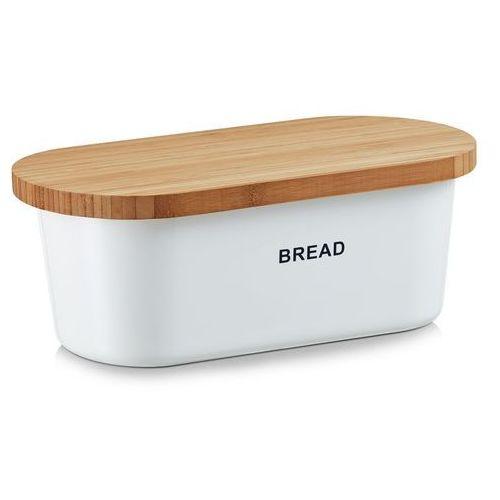 Chlebak ZELLER Bread Biały DARMOWY TRANSPORT