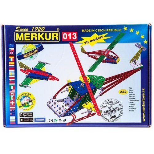 Merkur 013 Helicopter Modele RC Kit, 10 modeli - BEZPŁATNY ODBIÓR: WROCŁAW!