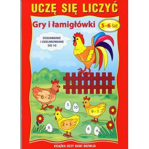 Uczę się liczyć Gry i łamigłowki 5-6 lat (2012)
