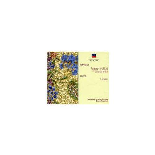 Symphonies Nos 2 - 4 / Pacifi, ELQ 4802316