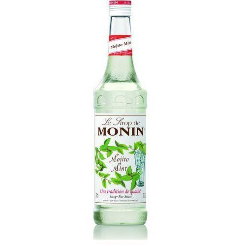 Syrop miętowe mojito mint 700ml marki Monin. Najniższe ceny, najlepsze promocje w sklepach, opinie.