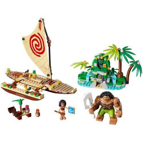 LEGO Disney Princess, Oceaniczna podróż Vaiany, 41150. Najniższe ceny, najlepsze promocje w sklepach, opinie.