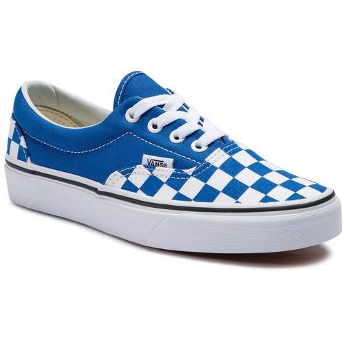 Tenisówki VANS - Era VN0A38FRVOU1 (Checkerboard) Lapis Blue, kolor niebieski