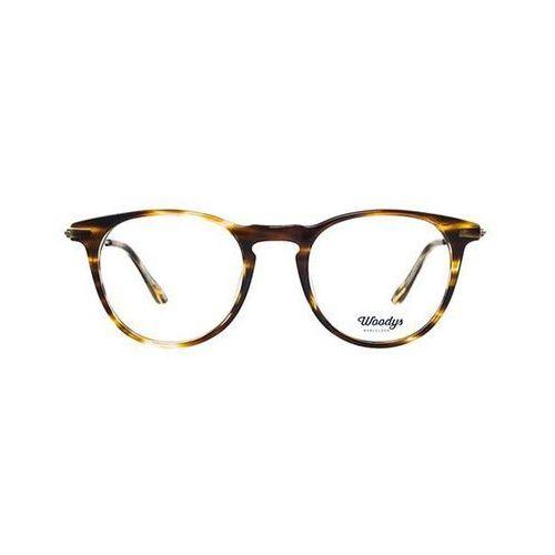 Okulary korekcyjne tiger 03 marki Woodys barcelona