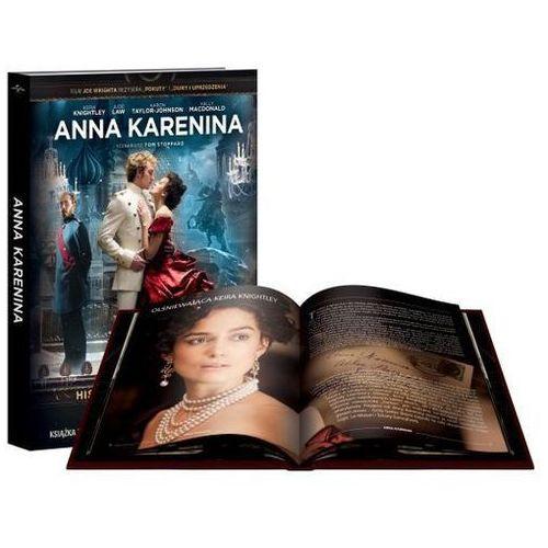 Anna Karenina (DVD) - Joe Wright OD 24,99zł DARMOWA DOSTAWA KIOSK RUCHU, 61662202782KS (479565)