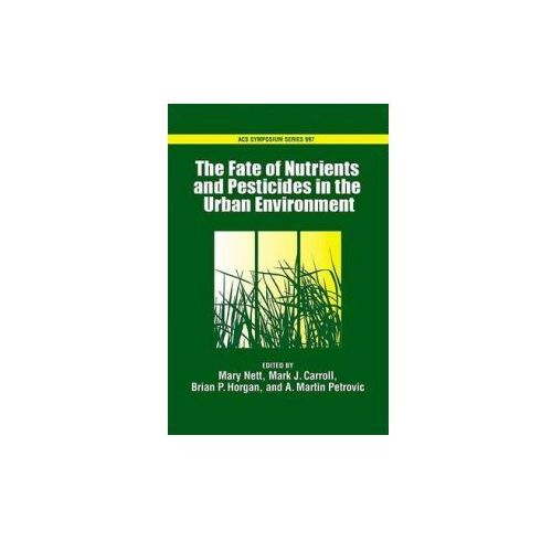 Fate of Turfgrass Nutrients and Plant Protection Chemicals in the Urban Environment