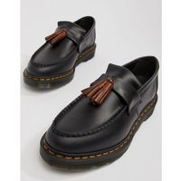 Dr Martens Adrian tassel loafers in navy - Navy