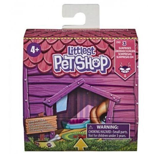 Littlest Pet Shop Przytulny domek dla zwierzaka (5010993666171)