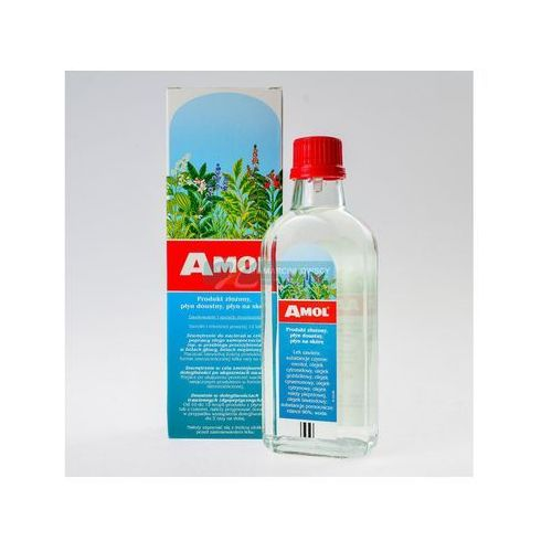 AMOL płyn doustny 150ml (Preparaty ziołowe)