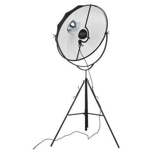 Italux lampa podłogowa Calibri czarny MLE3079/1, MLE3079/1
