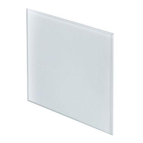 Awenta Panel do wentylatora trax glass fi 125 mm biały mat