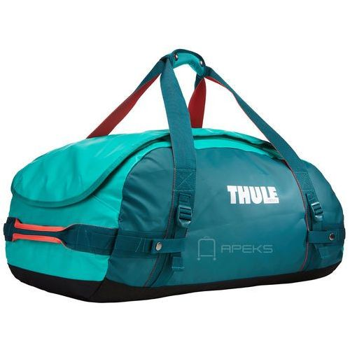 Thule chasm 70l torba podróżna / plecak sport duffel / bluegrass - bluegrass