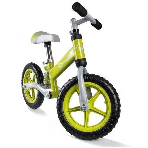 Kinderkraft Rowerek biegowy  evo zielony