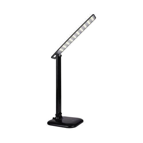 Lampka biurkowa JOWI czarna LED POLUX, 311221