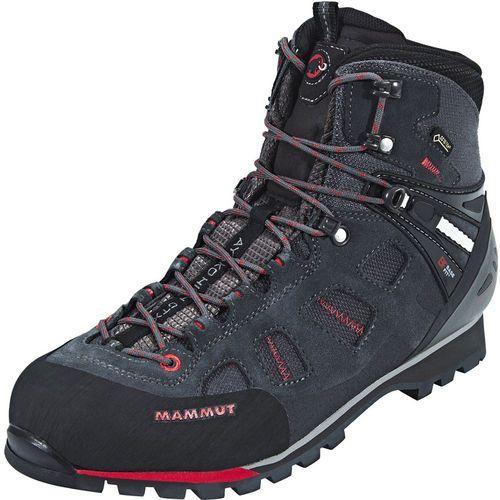 ayako high gtx buty mężczyźni szary uk 10,5 / eu 45 1/3 2018 buty górskie marki Mammut