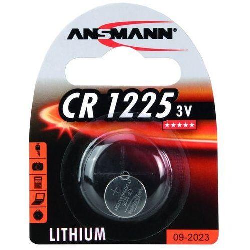Ansmann bateria guzikowa, 3v, cr 1225 (1516-0008) darmowy odbiór w 21 miastach!