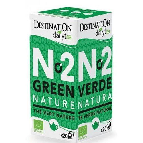 Herbata Zielona Ceylon 20x2g - Destination